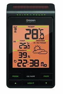 Oregon Scientific BAR806 Solar Weather Station