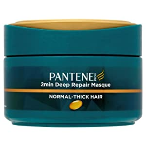 Pantene Pro-V 2min Deep Repair Masque for Normal to Think Hair 200ml