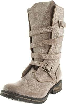 Steve Madden Women's Banddit Boot,Stone Leather,11 M US