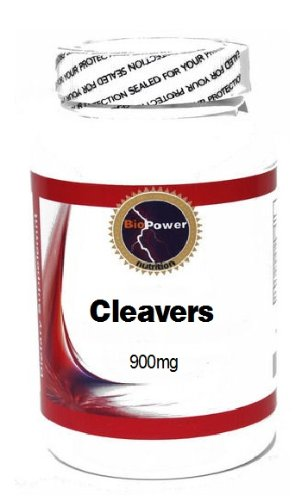 Cleavers 900Mg 90 Capsules # Biopower Nutrition