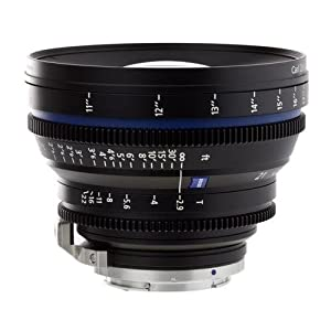 Zeiss Compact Prime CP.2 21MM/T2.9 T* (Feet) Lens with Canon EF EOS Mount