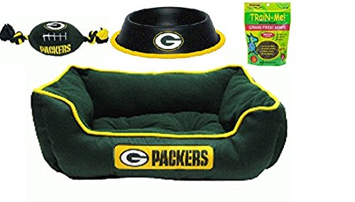 Green Bay Packers Dog Bowl Packers Dog Bowl Packers Dog