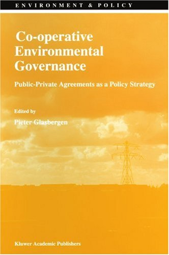 Co-operative Environmental Governance (Environment & Policy)