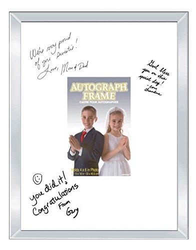 communion autograph frame