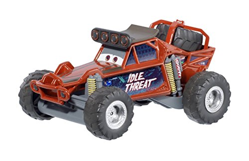 Disney/Pixar Cars The Radiator Springs 500 1/2 Die-Cast Idle Threat - 1
