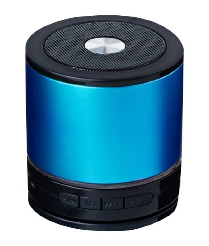 New Aec@ Mini Portable Wireless Bluetooth Speaker With Rechargeable Li Battery--- Works With Iphone 5/4S/4/3,Ipod 5/4/3Th Series; New Ipad 4/3/2/1 Series; Samsung Galaxy 4/3; Samsung Smart Phone; Lg ; Htc; Nokia; Huawei; Motolora; Blackberry; Philips; Tos