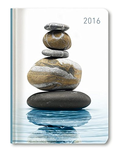 Ladytimer Zen 2016   Taschenplaner  Taschenkalender A6   Weekly   192 Seiten PDF