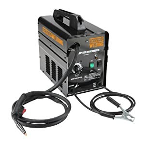 90 Amp-AC, 120 Volt, Flux Cored Welder by USATNM by USAToolsNMore