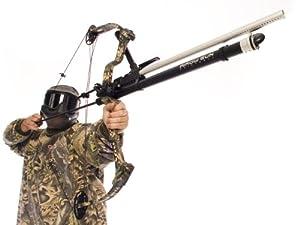 Bow - mount Paintball Airow Gun