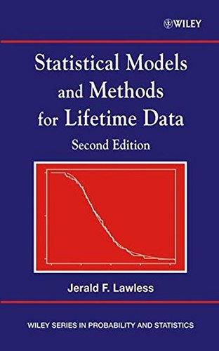 Statistical Models and Methods for Lifetime Data (Wiley Series in Probability and Statistics)
