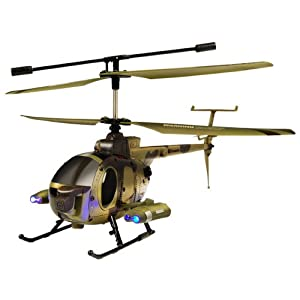 Swann SWTOY-SKYEYE-US Sky Eye Camera Helicopter Video Camera (Camouflage)