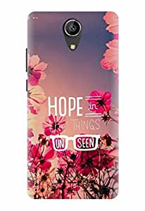 Noise Designer Printed Case / Cover for Intex Aqua Freedom / Nature / Flower Design