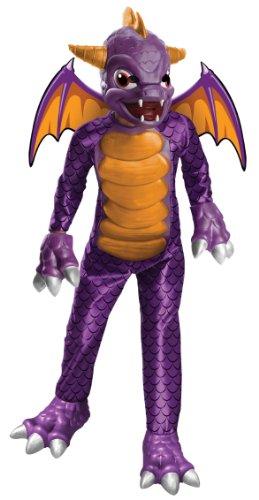 Skylanders Spyro's Adventure, Deluxe Spyro Costume, Medium