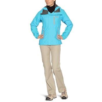 Patagonia W'S Piolet Jacket Veste imperméable femme Curacao S