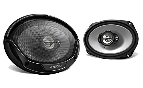 Kenwood KFC-6965S 6x9 Inches 3-way 400W Speakers Review