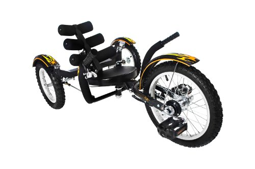 "Mobo Mobito (Black) Cruise in Style (16"")"