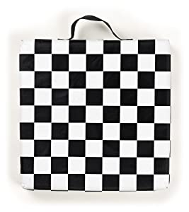 NASCAR Checkard Seat Cushion