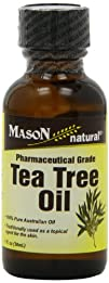 Mason Vitamins Tea Tree Oil 100 Pure Australian Oil Pharmaceutical