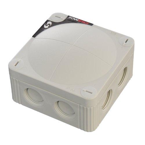 Scanstrut Standard Junction Box - IP66 - 5 Screw Terminals