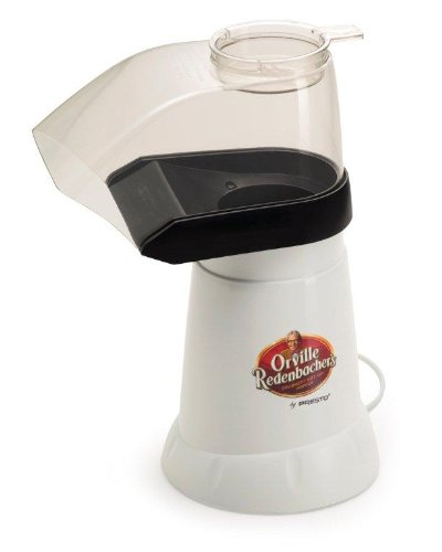 Review Of Presto 04821 Orville Redenbacher's Hot Air Popper
