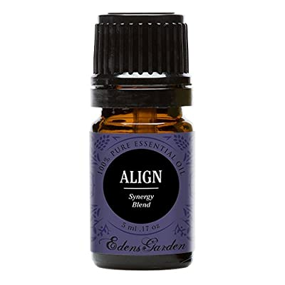 Align Synergy Blend Essential Oil by Edens Garden- 5 ml (Comparable to DoTerra's Balance & Young Living's Valor Blend)