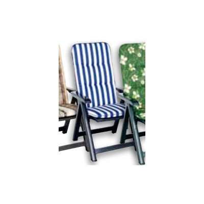 Best Santiago Folding Garden Chair with Cushion