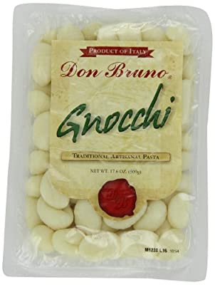 Don Bruno Pasta, Gnocchi, 17.6 Ounce (Pack of 6) by Don Bruno