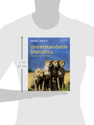 Bundle: Understandable Statistics: Concepts and Methods, 10th + Enhanced Webassign - Start Smart Guide for Students + Enhanced Webassign Homework with