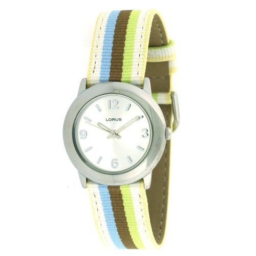 Lorus Ladies Silver Tone Watch LR0914