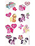 Amscan My Little Pony Tattoos