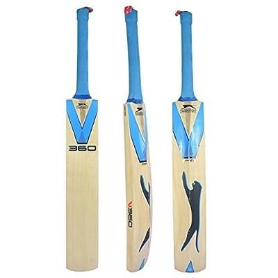 Slazenger V-360 Pro Kashmir Willow Cricket Bat