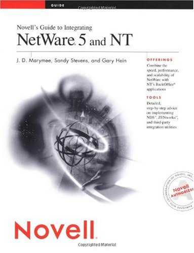Novell's Guide to Integrating Netware 5 and NT
