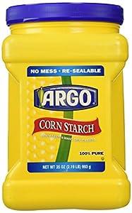ARGO Cornstarch - 35oz