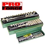 60 Pc Combo Socket Set - Metric MM