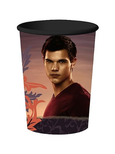 Twilight Breaking Dawn Souvenir Cup - Twilight Party Favor Cup - Team Jacob Cup