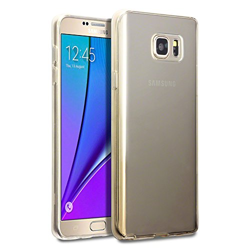 Click to buy Galaxy Note 5 Cover, Terrapin [SLIM FIT] Galaxy Note 5 Case [Clear] Premium Protective TPU Gel Case for Samsung Galaxy Note 5 - Full Clear - From only $479.99