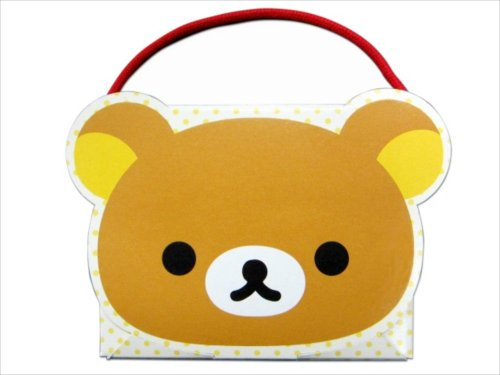 Top Rilakkuma Bear Handbag Gum, 0.35 Ounce