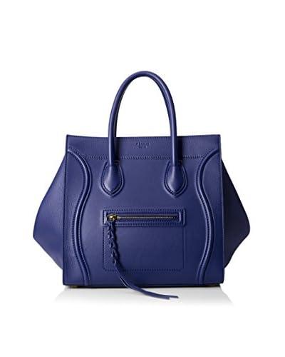 Céline Women's Phantom Medium Tote Bag, Blue