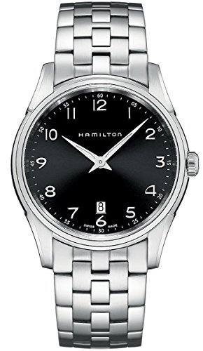Hamilton Jazzmaster Black Dial Men's Watch #H38511133