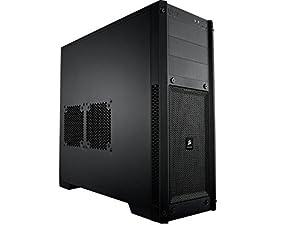 corsair carbide series black 300r mid tower. Black Bedroom Furniture Sets. Home Design Ideas