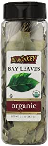 Red Monkey Foods Food Service Bay Leaves, 2 Ounce