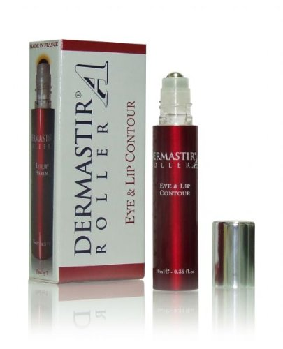 Dermastir Roller - Eye & Lip Contour Serum 10ml*2
