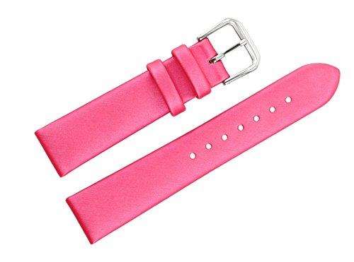 18mm-womens-deluxe-watch-straps-genuine-natural-spun-silk-beautiful-elegant-simple-design