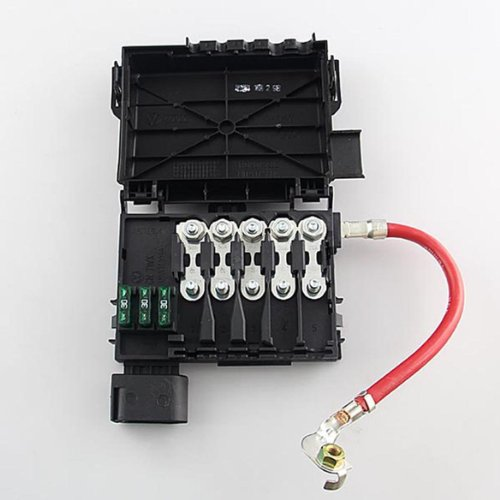 baifm oem fuse box battery terminal fit for vw jetta golf. Black Bedroom Furniture Sets. Home Design Ideas