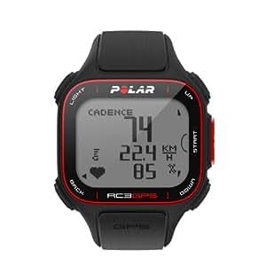 Polar RC3 GPS Bike Cardiofréquencemètre avec fonction altimètre Noir