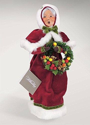 Byers Choice Colonial Mrs. Claus Christmas (Mrs Claus Christmas)