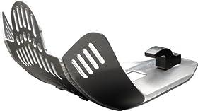 00-13 SUZUKI DRZ400S: DeVol Skid Plate (SILVER)