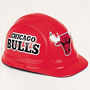 Chicago Bulls Hard Hat by Wincraft by WinCraft