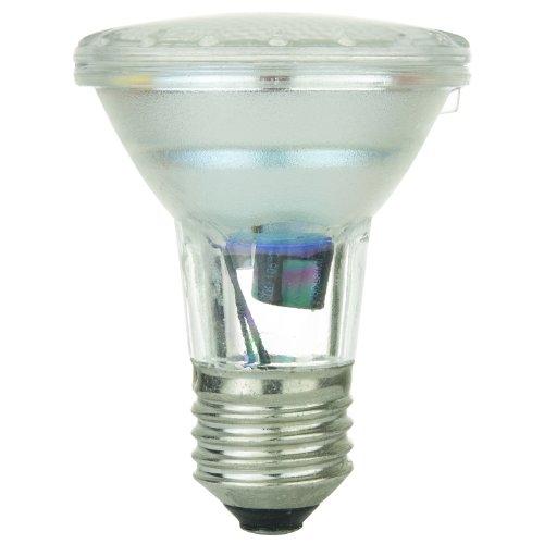 Sunlite Par20/38Led/2W/Ww 120-Volt 2-Watt Medium Based Par20 Lamp, Warm White Color