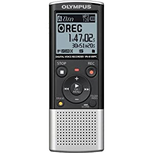 Olympus VN-801PC Digital Voice Recorder